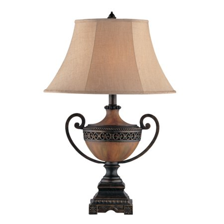 Stein World Chad wick Table Lamp in Brown color 97503