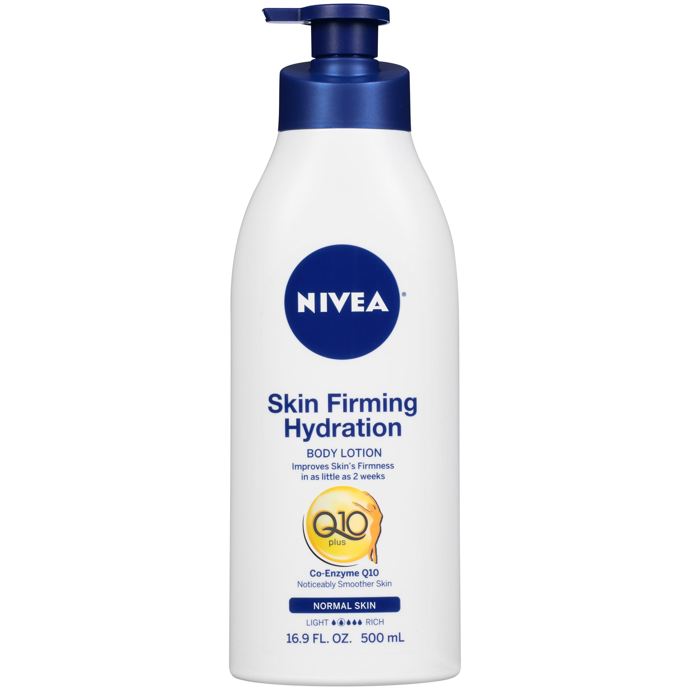 NIVEA Skin Firming Hydration Body Lotion 16.9 fl. oz. - Walmart.com