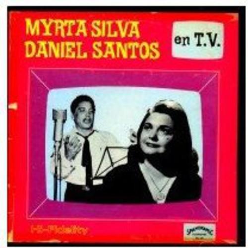 Myrta Silva - En T.V. [CD]