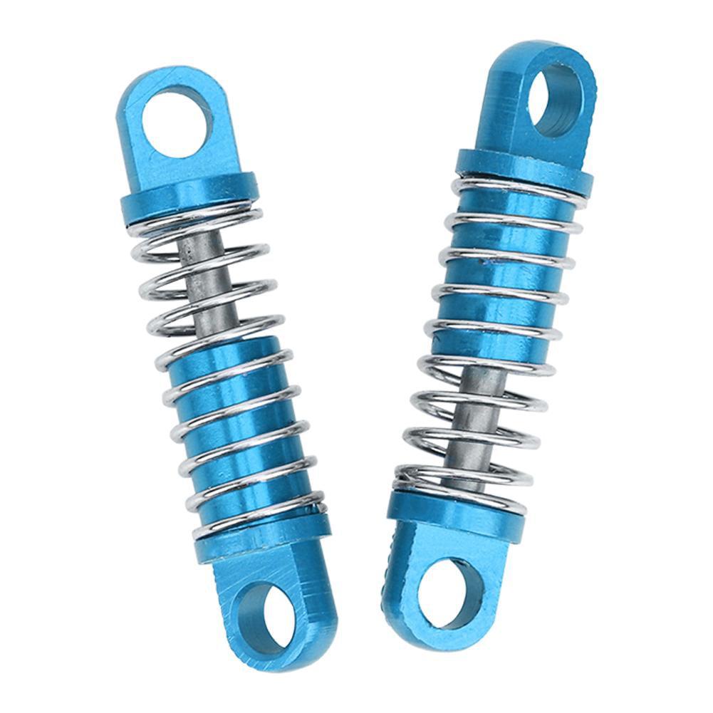 RC Car Shocks Damper Fit for WLtoys 1//28 K969 Upgrade Accessories K989-43B Blue