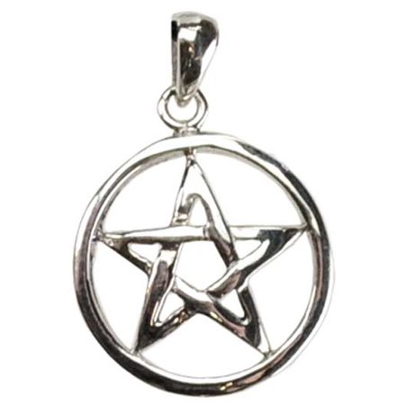 Raven Blackwood Imports Pentagram Medieval Times Rough Hue Circle of Power To Envoke Magic Pendant](Medieval Times Theme)