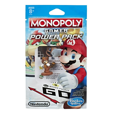 Monopoly Gamer Power Pack eComm Bundle #1 (Nintendo Monopoly)