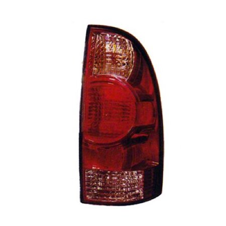 Go-Parts OE Replacement for 2005 - 2015 Toyota Tacoma Rear Tail Light Lamp Assembly / Lens / Cover - Right (Passenger) Side 81550-04150 TO2801158 Replacement For Toyota Tacoma Right Side Tail Light Lens