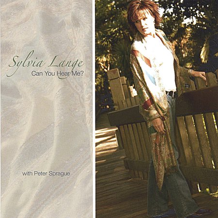 Sylvia Lange   Can You Hear Me   Cd