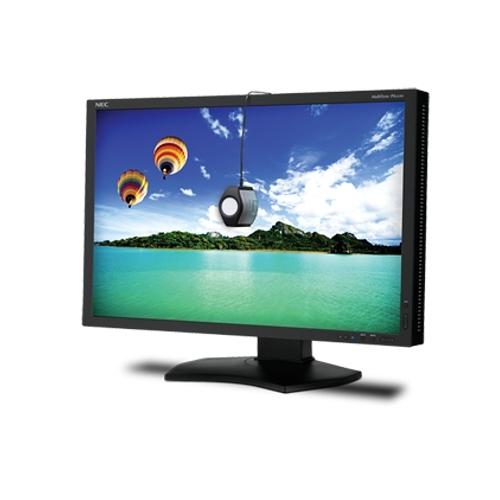 "NEC 24"" LCD Wide Gamut Desktop Monitor (PA242W, Black)"