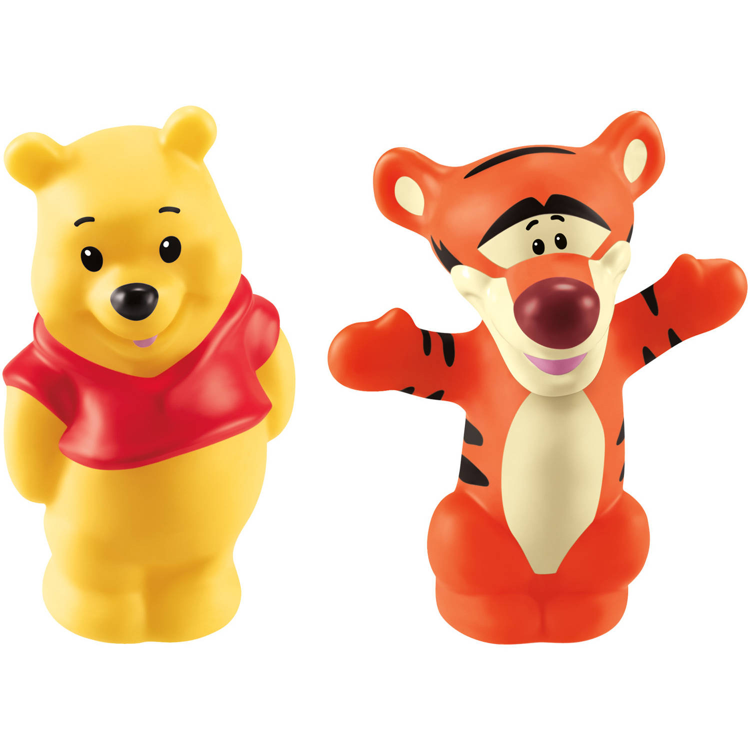 Fisher-Price Magic of Disney Pooh and Tigger Friends by Little People