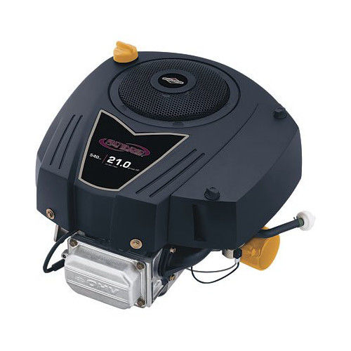 Briggs & Stratton 33R877-0003-G1 540cc 19.0 HP Intek Series Vertical Engine w/ 1 in. Tapped 7/16 - 20 Keyway Crankshaft (CARB)