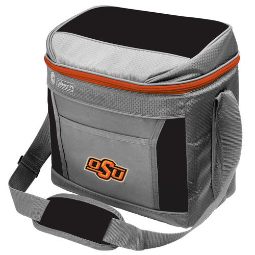 Oklahoma State University Cowboys 16 Can Cooler with Ice - Coleman