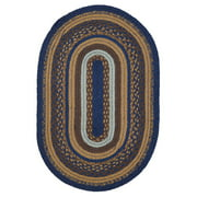 30 in. Oval Entry Rug