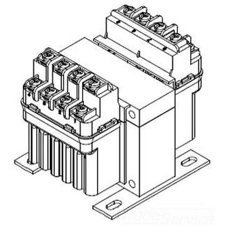 Hammond Power Solutions PH100MLI 1 Phase Copper Industrial