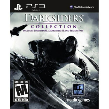 Darksiders Collection, Nordic Games, PlayStation 3,