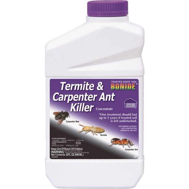 Bonide Outdoor Termite Carpenter Ant Killer Walmart Com Walmart Com