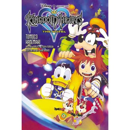 Kingdom Hearts  The Novel