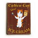Calico Cat Ice Cream by Artist Ken Bailey 18