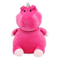 Spark. Create. Imagine. Plush Unicorn, Pink