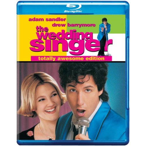 WEDDING SINGER-TOTALLY AWESOME EDITION (BLU-RAY)