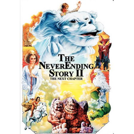 The Neverending Story II: The Next Chapter (DVD)