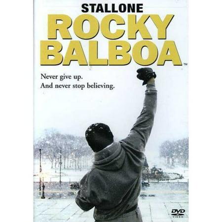 Rocky Balboa Accessories (Rocky Balboa (Widescreen))