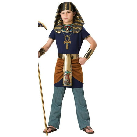 Pharaoh Deluxe Child Costume - Mens Pharaoh Costume