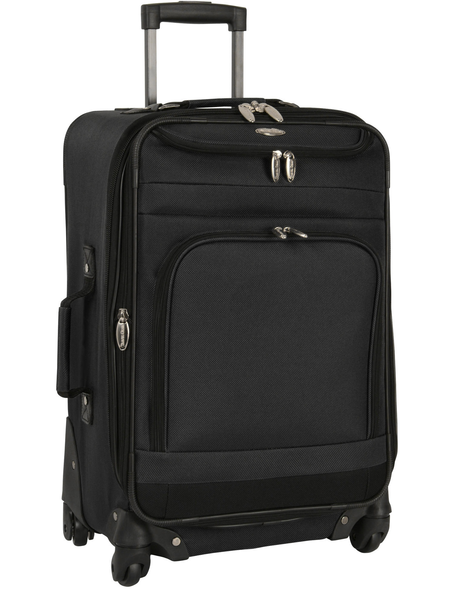 """Travel Gear 20"""" Carry-On 4Wheel Spinner Luggage"""