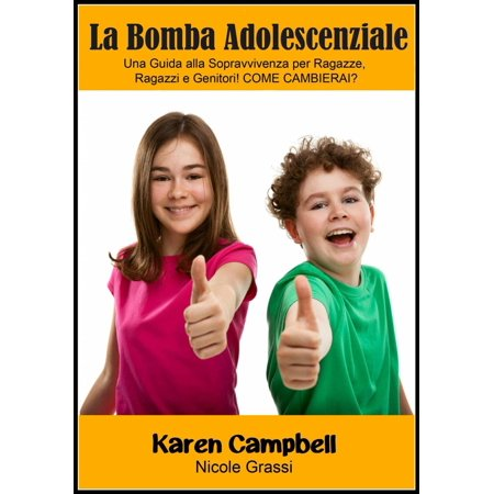 La Bomba Adolescenziale - eBook - Bombas Halloween