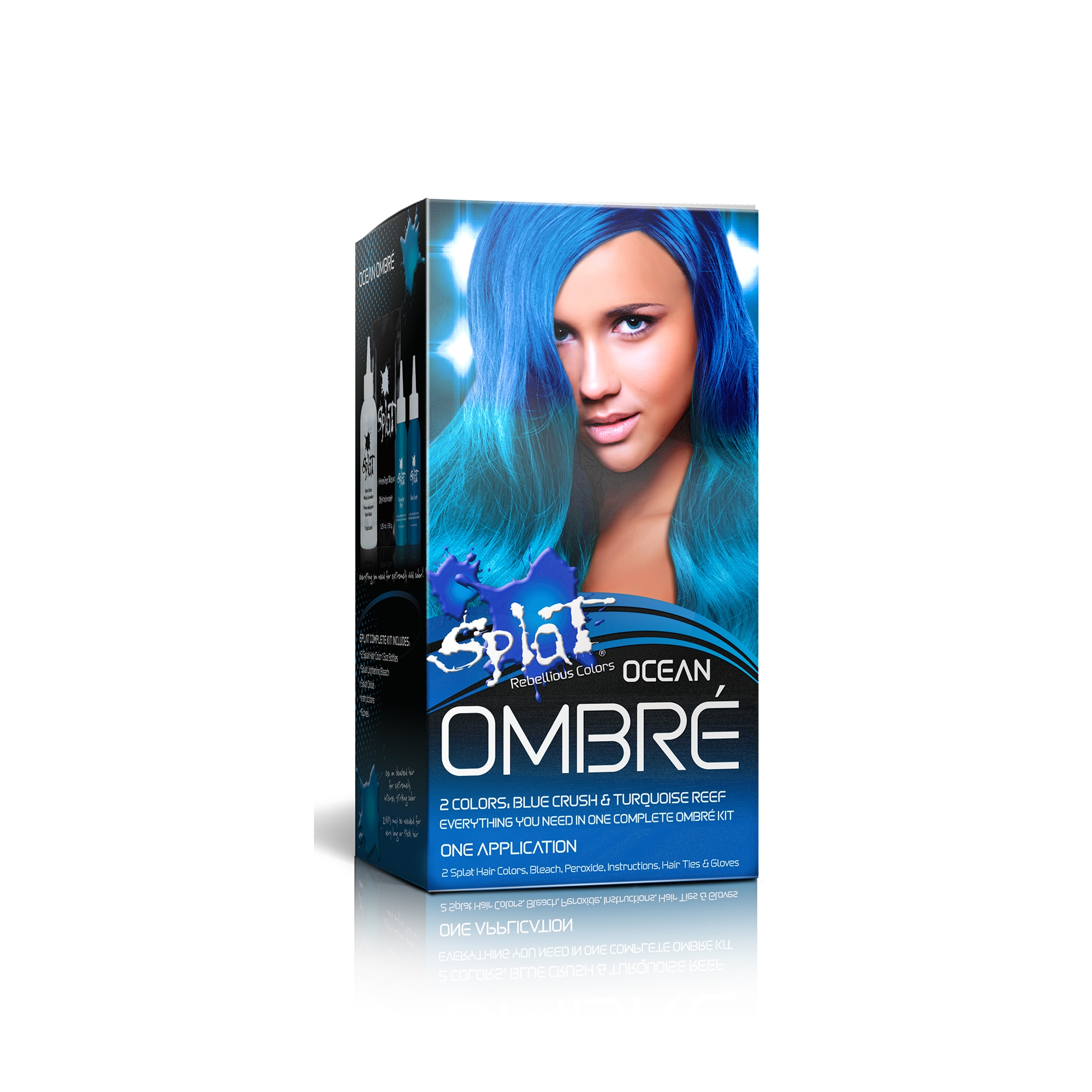 Turquoise Hair Dye Walgreens