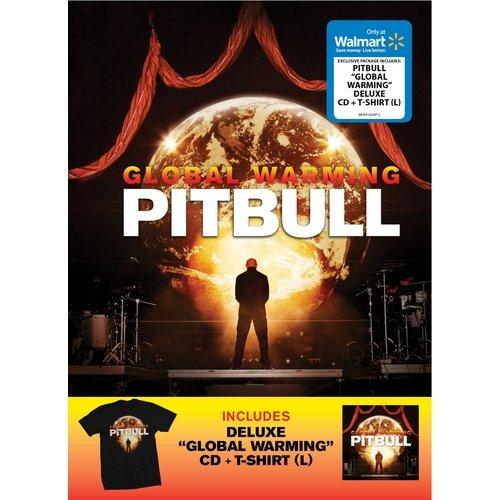 Global Warming (Edited) (CD + Large T-Shirt) (Walmart Exclusive)