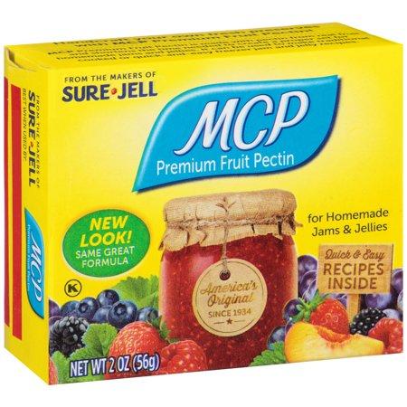 Pectin 16 Oz Powder ((3 Pack) MCP Premium Fruit Pectin, 2 oz Box)