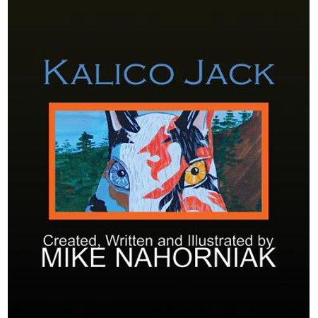 Kalico Jack (Jack Oval Design)