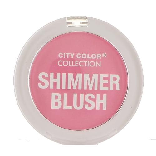 City Color Shimmer Blush Pink