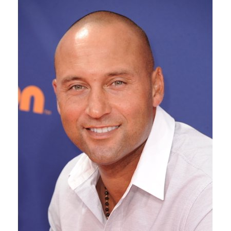 Derek Jeter At Arrivals For Nickelodeon Kids Choice Sports Awards Pauley Pavilion New York Ny July 16 2015 Photo By Dee CerconeEverett Collection Celebrity Derek Jeter Autographed Photo