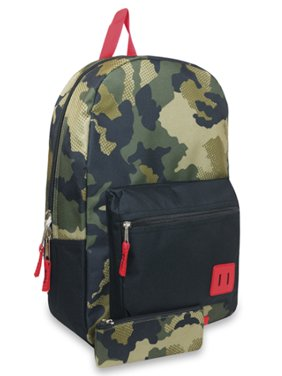 0e114f6b5 Product Image Kids Graphic 17-inch School Backpack with Bonus Matching  Pencil Case