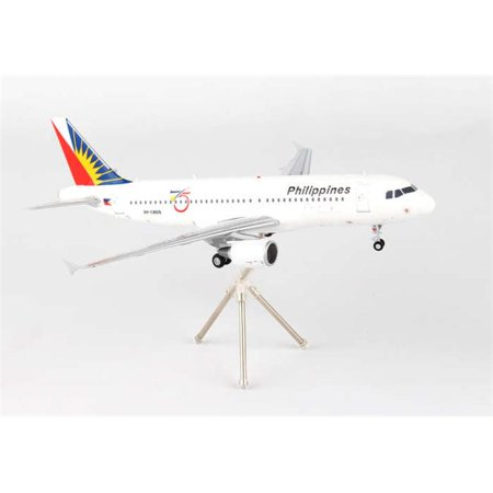 Gemini200 Philippines A320-200 75th Anniversary Airplane Model (1:200 Scale)