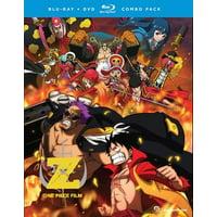 ONE PIECE FILM Z MOVIE (BLU-RAY/DVD COMBO/2 DISC) (Blu-ray)