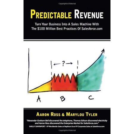 Predictable Revenue  Turn Your Business Into A Sales Machine With The  100 Million Best Practices Of Salesforce Com