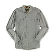 Buffalo David Bitton Mens Classic Button Up Shirt