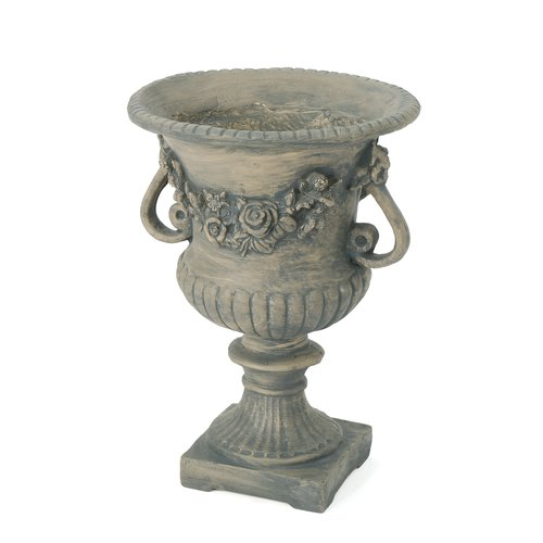 Ophelia & Co. Laster Cast Stone Urn Planter by