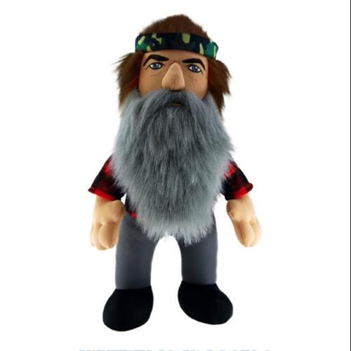 "Duck Dynasty 13"" Plush With Sound Phil"