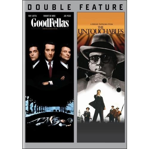 Goodfellas / The Untouchables (Widescreen)