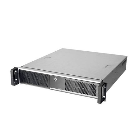 Chenbro RM24100-L2 No Power Supply 2U Feature-advanced Industrial Server Chassis w/ Low Profile