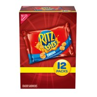 Ritz Bits Cheese Cracker Sandwiches, 1 Oz., 12 Count