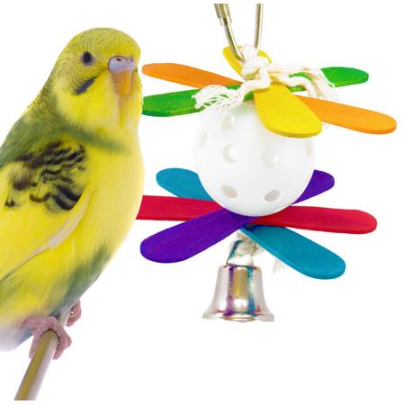 (50022 Whiffed Bird Toy)
