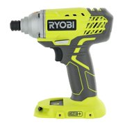 P235 1/4 Inch One+ 18 Volt Lithium Ion Impact Driver with 1,600 Pounds of Torque (Battery Not Included, Power Tool Only) (Renewed), This Certified.., By Ryobi