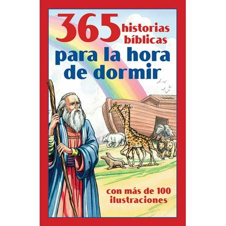 365 historias bíblicas para la hora de dormir : con más de 100 ilustraciones - Conejitas Para Halloween