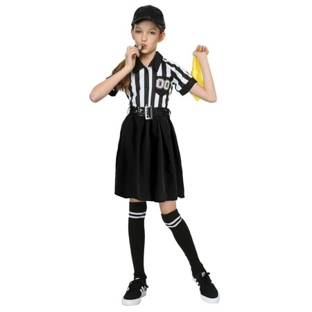 Girl Referee Costume (Girl's Referee Costume)