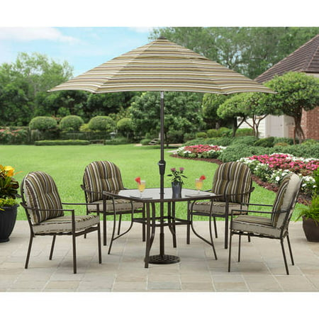 Sale better homes and gardens sunrise estates 5pc dining set styles biscayne 7 piece 72 Better homes and gardens website