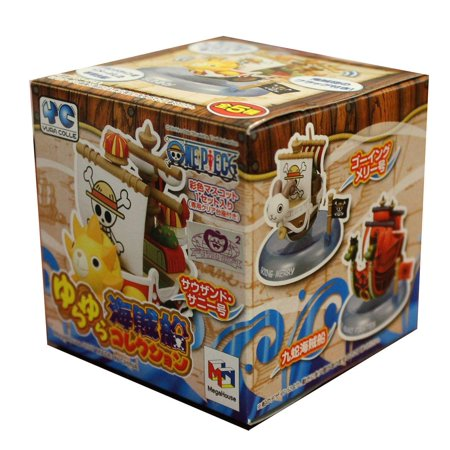 One Piece Blind Box MegaHouse Ship Series 1, Lot of 3 - image 1 of 1
