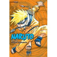 Naruto (3-in-1 Edition), Vol. 2 : Includes vols. 4, 5 & 6