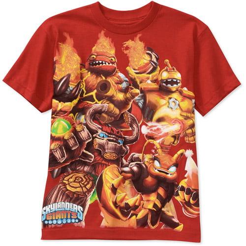 Skylanders Boys Giants Together Monster