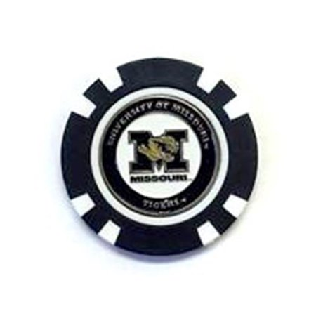 Missouri Tigers Golf Chip with Marker - Bulk - image 1 de 1